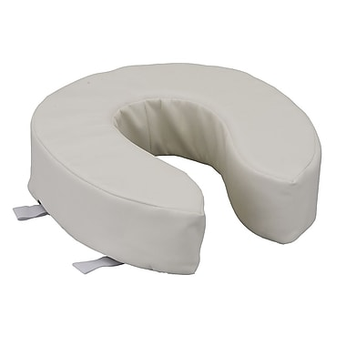 Nova Medical Products Foam Padded Toilet Seat Riser 4 X S