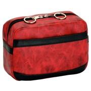 "Nova Medical Products Polyester Mobility Handbag 6.5"" x 10"", Rock N' Red"