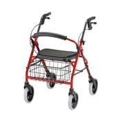 Nova Medical Products Mack Walker 24.5 x 27.5, Red