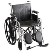 Nova Medical Products Steel Wheelchair 18""