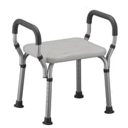 Nova Medical Products Quick Release Aluminum Deluxe Shower Chair, without Back