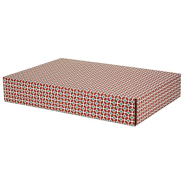 GPP Gift Shipping Box, Classic Line, Tile Pattern