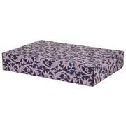 GPP Gift Shipping Box, Classic Line, Purple Lace
