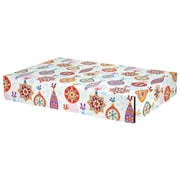 "12.2""(L)x 3""(W)x17.8""(H) GPP Gift Shipping Box, Holiday Line, Festive Ornaments, 24/Pack"