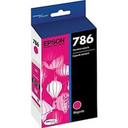 Epson 786 Magenta Ink Cartridge, Standard-Yield (T786320)