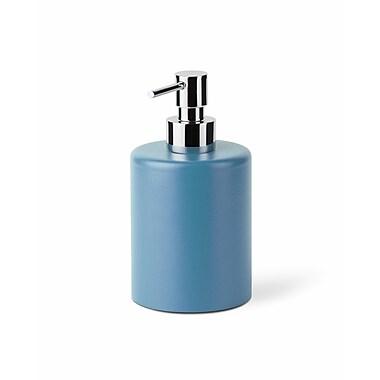WS Bath Collections Saon Liquid Soap Dispenser; Blue