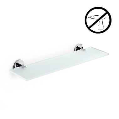 WS Bath Collections Duemila Glue 23.3'' Bathroom Shelf