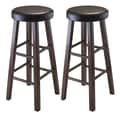 Winsome Marta 30'' Barstool (Set of 2)
