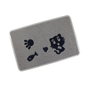 Smartcatcher Mat Frisky Cat Doormat; 2' x 3'