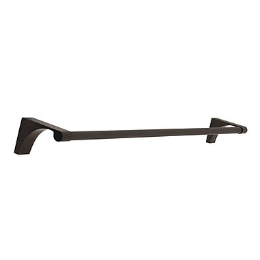 Alno Luna 25'' Wall Mounted Towel Bar; Bronze