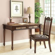 Wildon Home   Writing Desk with Chair