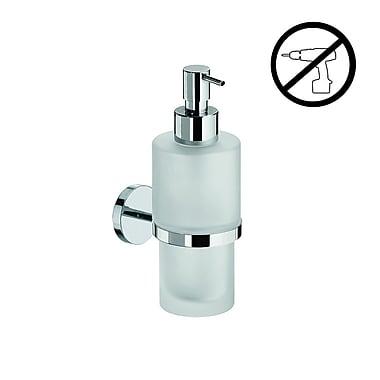 WS Bath Collections Duemila Self-Adhesive Soap Dispenser