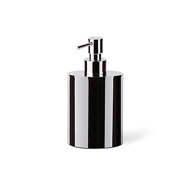WS Bath Collections Saon Liquid Soap Dispenser; Stainless Steel