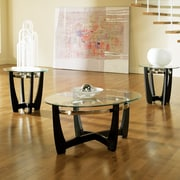 Brady Furniture Industries Roseland 3 Piece Coffee Table Set