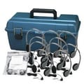 Buhl Personal Headphone in Carry Case Lab Pack