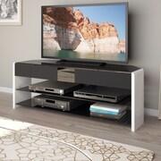 CorLiving Santa Brio 49'' TV Stand; White