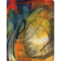 Gallery Direct Abstracted Nature I by Sylvia Angeli Painting Print Canvas; 47'' H x 38'' W