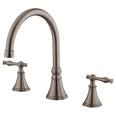 LessCare Double Handle Bathroom Faucet