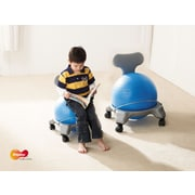 Weplay Adult Ball Chair w/Locking Casters, Large (2 Pieces - 1 Base and 1 Ball)