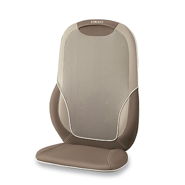 Homedics Total Back & Shoulder Shiatsu Massage cushion