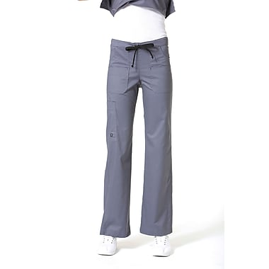 Blossom 9202 Multi-Pocket Utility Cargo Pant, Pewter, Regular XS