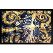 Diamond Decor Doctor Who - Exploring Tardis Framed Poster