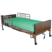 Roscoe Medical Complete Full-Electric Home Care Bed Package