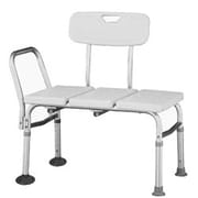 Roscoe Medical Adjustable Transfer Bench (Set of 2)