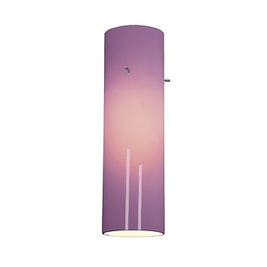 Access Lighting 3'' Anari Silk Cylinder Pendant Shade