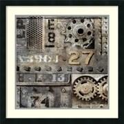 Amanti Art ''Industrial II'' by Dylan Matthews Framed Art Print