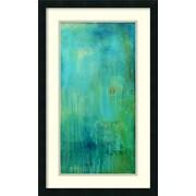 Amanti Art 'Blue Mountain Rain II' by Erin Ashley Framed Art Print
