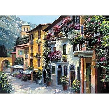 Printfinders Village Hideaway by Howard Behrens Painting Print on Canvas; 30'' x 42''