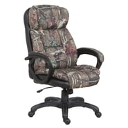 American Furniture Classics Executive Chair with Durable Base and Casters