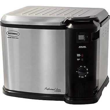 Masterbuilt Butterball GEN II Indoor Electric Turkey Fryer