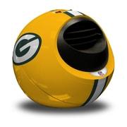 Helmet Heater 1,200-600 Watt Infrared Space Heater; Green Bay Packers
