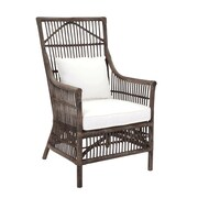 Jeffan Winston High Back Arm Chair