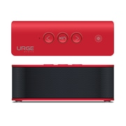 SoundBrick Plus Portable Bluetooth Stereo Speaker, Red