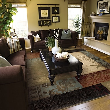 Style Haven Hudson 040A1 Indoor Area Rug