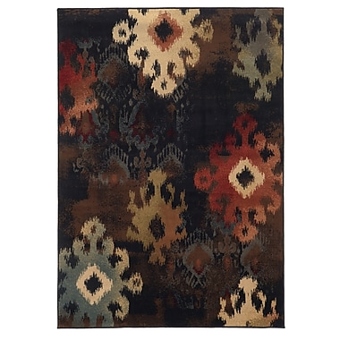 Style Haven Hudson 4874B Indoor Area Rug