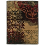 Style Haven Abstract 2022D Indoor Area Rug
