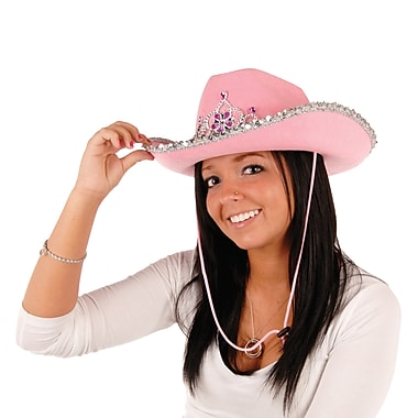 Light-Up Rhinestone Cowgirl Hat, One Size Fits Most