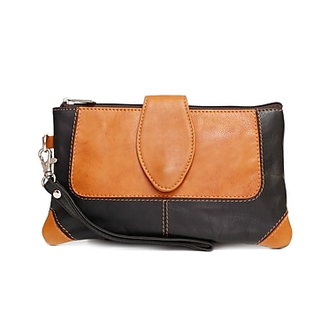 Ashlin® Natasha Mid Sized Wristlet, Color Blocking
