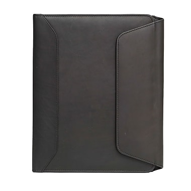 Ashlin® Buckingham Tri-Fold Writing Case, Black