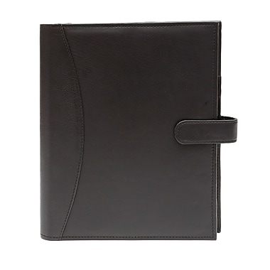 Ashlin® Hough Refillable Medium Journal, Black