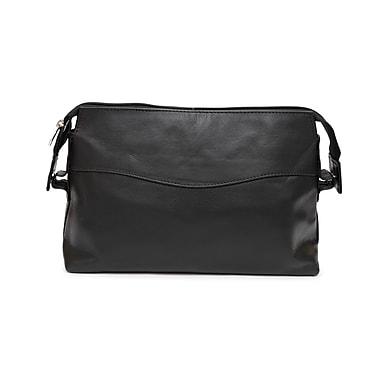 Ashlin® Trousse Dopp Saunders, noir