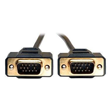 Tripp Lite P512-015 15' HD-15 to HD-15 Cable, Black