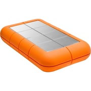LaCie 9000490 Rugged Thunderbolt USB 3.0 250GB External Solid State Drive