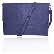 Fabrique FFS11BLLIZARDENVSS Lenox Sleeve With Shoulder Strap Sleeve For 11 Laptop, Blue