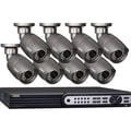 Q-See QT718-880-2 Platinum Series 8 Channel HD Camera