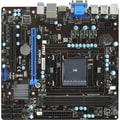 MSI Computer A78M-E35 Socket FM2+ AMD A78 Chipset Motherboard